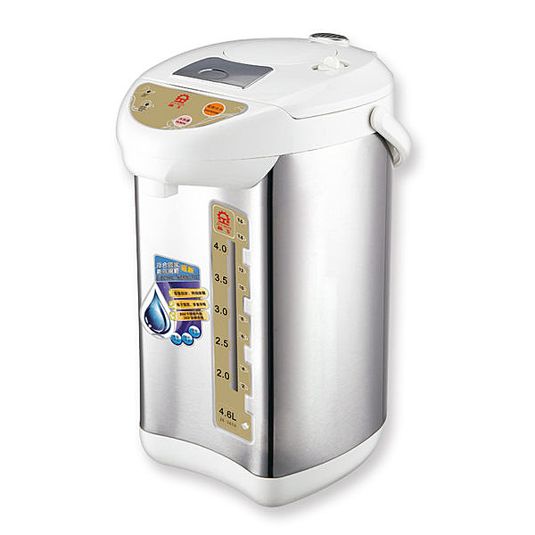 【艾來家電】 【分期0利率+免運】晶工牌 4.6L 電動熱水瓶 JK-7650