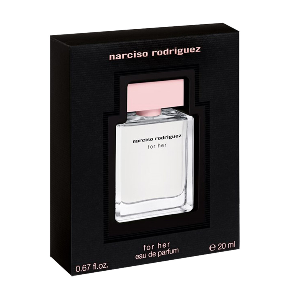 narciso rodriguez for her 女性淡香精 20ml