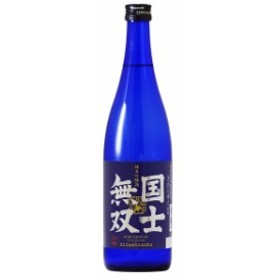 高砂酒造 純米吟醸酒 国士無双 720mL 地酒 北海道