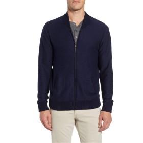[ボノボス] メンズ ニット、セーター Bonobos Cotton & Cashmere Bomber Sweater [並行輸入品]