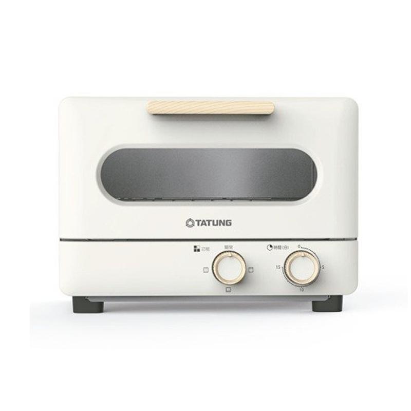 ★十倍點數【TATUNG 大同】9公升美型木紋電烤箱 (TOT-908WA)
