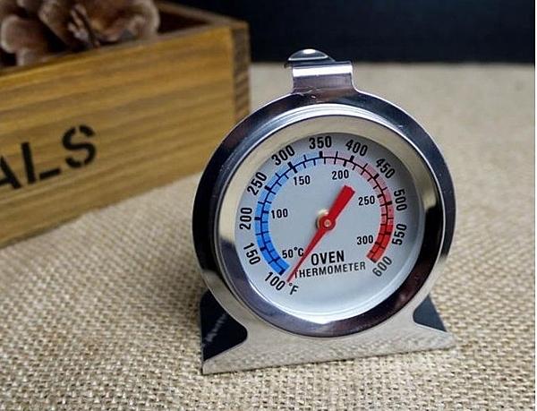 不鏽鋼 烤箱溫度計【E003】指針式溫度計 可直接放入烤箱使用 50-300度