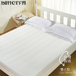 BUTTERFLY - 保潔墊 雙人型150x186 床包式完整包覆