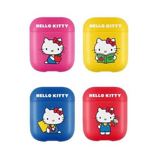 AirPods 保護殼│Hello Kitty 凱蒂貓 │硬殼 保護套│z9084
