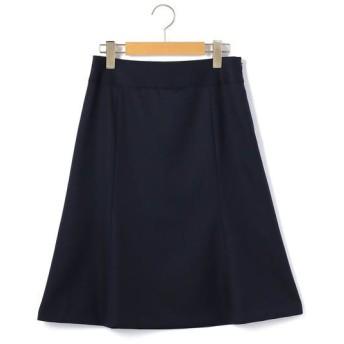 KEITH Lサイズ/キースエルサイズ フレッシュシャドーストライプ スカート ネイビー 42
