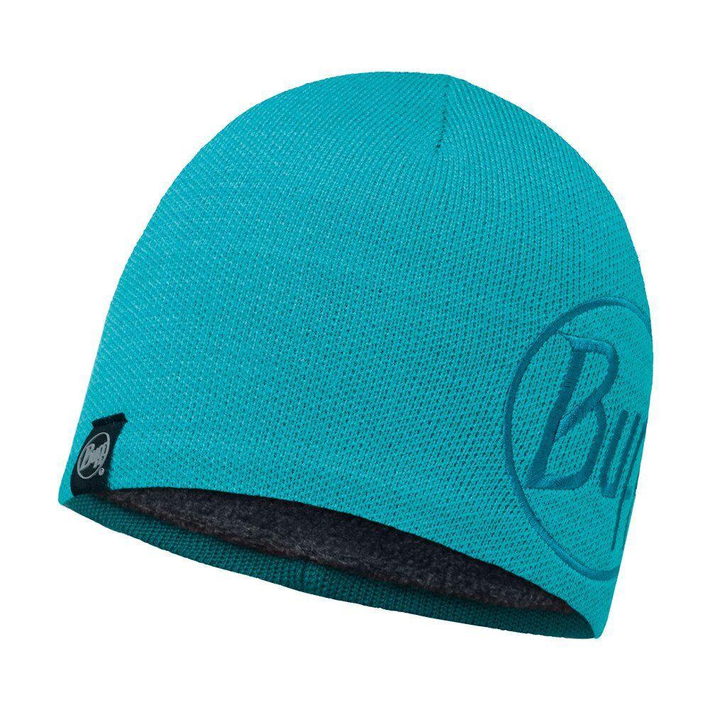 Buff|針織Polar保暖帽 Solid Logo Turquoise