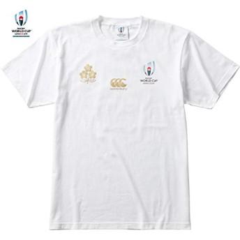 ラグビー日本代表 ベスト8記念Tシャツ 白 Mサイズ