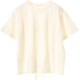 【6,000円(税込)以上のお買物で全国送料無料。】・バックリボンオーバーTシャツ