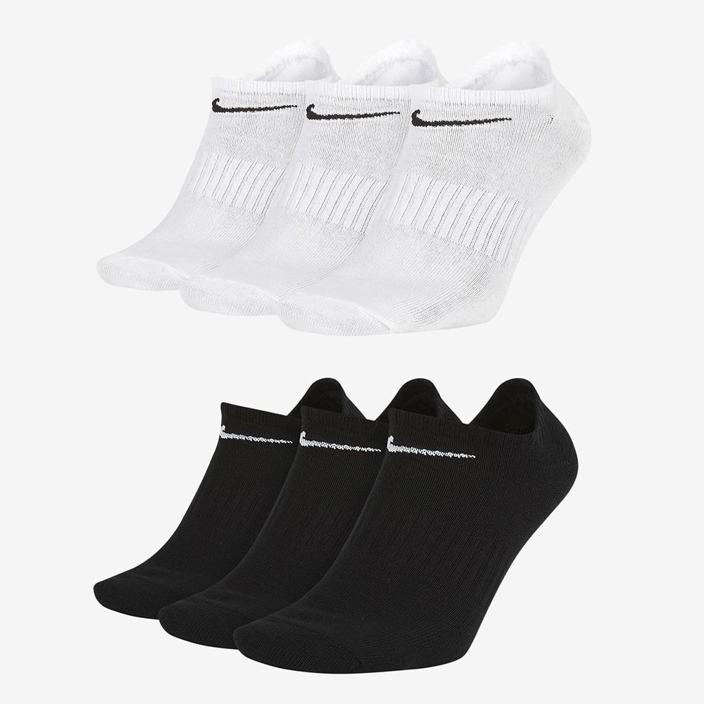 Nike Everyday Lightweight 黑白 兩色 短襪 隱形襪 運動襪 SX7678-100 / 010