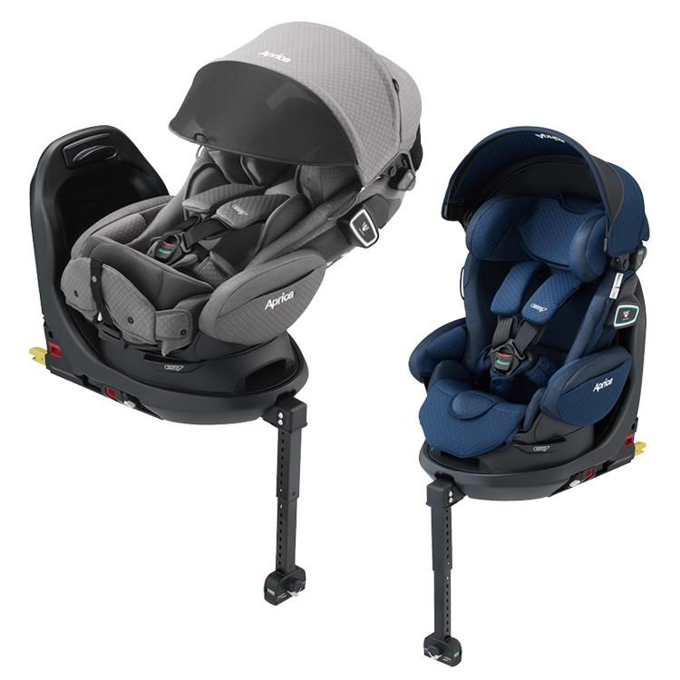 Aprica Fladea grow ISOFIX All-around Safety Premium 旋轉安全座椅