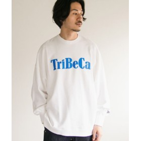 URBAN RESEARCH/アーバンリサーチ VOTE MAKE NEW CLOTHES TRIBECA FAT CREW SWT WHITE S