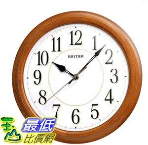[COSCO代購]  W126020 麗聲鐘實木掛鐘 #CMG131