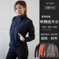 Secret Closet-鋁點科技蓄熱保暖輕機能外套