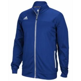アディダス adidas メンズ ジャケット アウター Team Utility Jacket College Royal/White