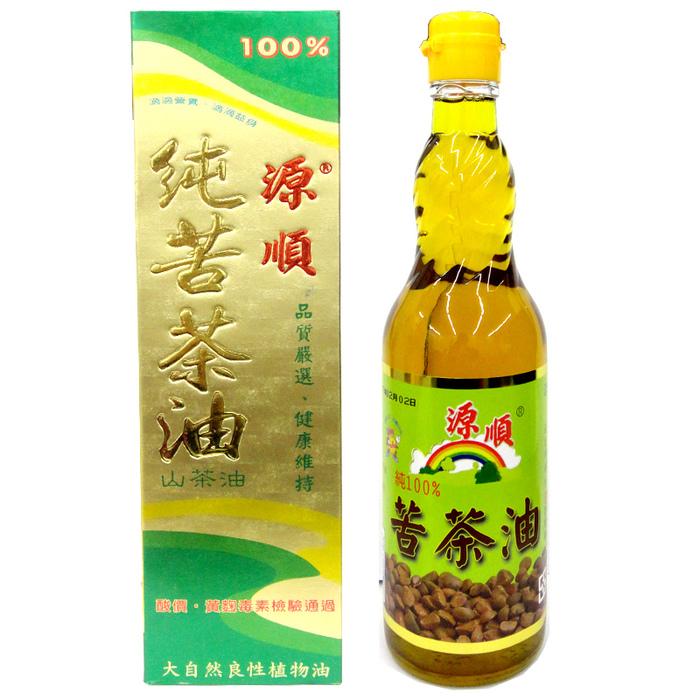 源順純苦茶油(山茶油)450ml【康鄰超市】