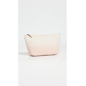ナゲディ Naghedi レディース ポーチ 化粧ポーチ Small Cosmetic Bag Pink Sand