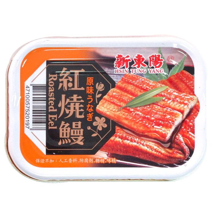 新東陽 紅燒鰻 100g【康鄰超市】