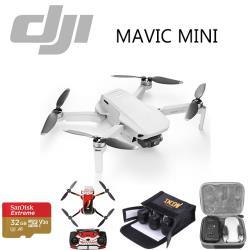 ★雙十一大降價★ DJI MAVIC MINI 空拍機 (單機版)  史上最輕 無人機 【公司貨】(買就送32G記憶卡)