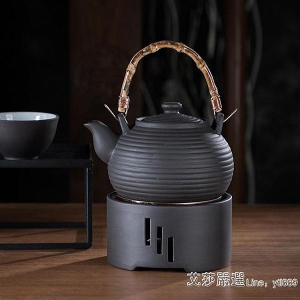 陶瓷溫茶爐 蠟燭加熱底座 家用茶壺加熱溫茶器功夫茶道零配金屬墊 【2021特惠】