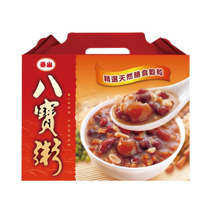 泰山八寶粥禮盒-375gx12