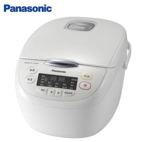 Panasonic 國際牌 6人份日本製微電腦電子鍋 SR-JMN108