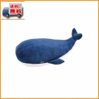 (送料無料)プレミアムねむねむアニマルズ 抱き枕M クジラのカナロア 48769-63 ▼ ねむねむの仲間、くじらのカナロアです