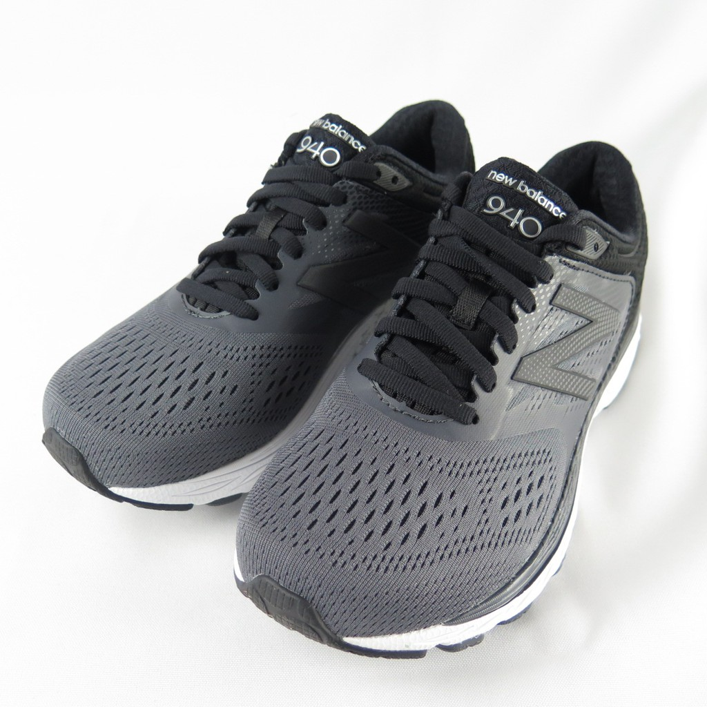 New Balance 高支撐 女慢跑鞋 D楦 W940GK4 灰X黑【iSport愛運動】