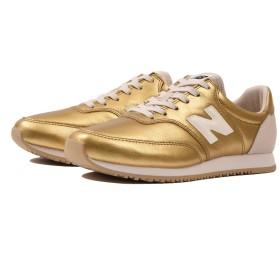 (NB公式)【ログイン購入で最大8%ポイント還元】 ウイメンズ WLC100 AT (ゴールド) スニーカー シューズ 靴 ニューバランス newbalance