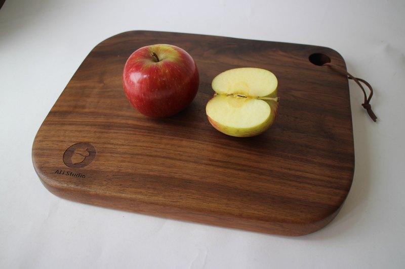 胡桃木餐板