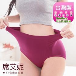 席艾妮SHIANEY  MIT超加大尺碼超彈力抗菌內褲 台灣製 2XL~4XL適穿