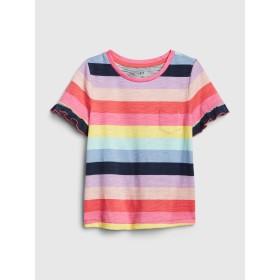 Gap ラッフルTシャツ (幼児)