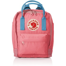 [フェールラーベン] FJALL RAVEN Kanken Mini 23561 312-508 Pink-Air Blue