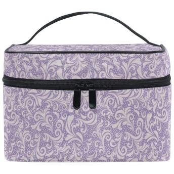 三郎の市場 抽象 化粧ポーチ メイクポーチ ミニ 財布 機能的 大容量 化粧品収納 小物入れ 普段使い 出張 旅行 メイク ブラシ バッグ 化粧バッグ