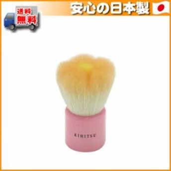 (送料無料)熊野筆 フラワー洗顔ブラシ オレンジ FNOJP ▼花の形をした洗顔ブラシ