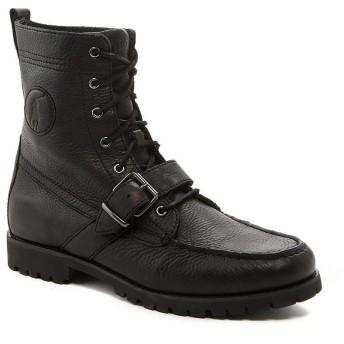 [不明] [ラルフローレン] メンズ ブーツ&レインブーツ Men's Ranger Leather Buckle Boots [並行輸入品]