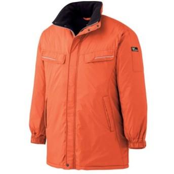 ミドリ安全 ベルデクセル 防寒コート オレンジ M VE1014−UE−M 1着 (お取寄せ品)