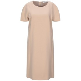 《セール開催中》BLUGIRL BLUMARINE レディース ミニワンピース&ドレス サンド 40 ポリエステル 95% / ポリウレタン 5%