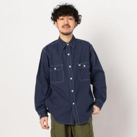 [マルイ] 【DANTON/ダントン】ワークシャツ #JD-3740/フレディ&グロスター メンズ(FREDY&GLOSTER)