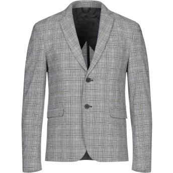 《セール開催中》IMPERIAL メンズ テーラードジャケット ホワイト S コットン 69% / ポリエステル 23% / 指定外繊維 4% / ナイロン 3% / ポリウレタン 1%