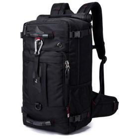 旅行用バックパック 防水生地のバックパック/大容量の手荷物登山用屋外旅行用バッグ/ 20-35L コンバーチブル