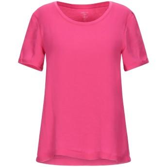 《セール開催中》MARC CAIN レディース T シャツ フューシャ 1 ポリエステル 100% / コットン