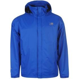Karrimor Mens Sierra Weathertite Jacket Mens 3XL (日本4XL相当 ) Blue/Night Navy