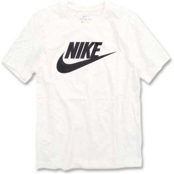 [ナイキ] Tシャツ 半袖 メンズ フーチュラ アイコン サイズXL ホワイト/ブラック(101)