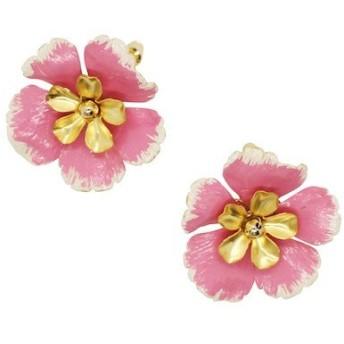 CHERCY earring Pink(チェルシーイヤリングピンク)