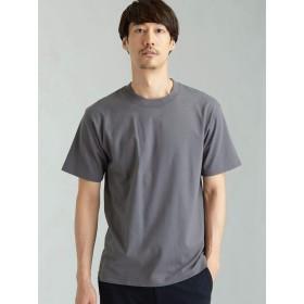 (ユナイテッドアローズ グリーンレーベル リラクシング) 別注 [ヘインズ] Hanes SC BEEFY GLR Tシャツ 32174994811 1970 DK.GRAY(19) L
