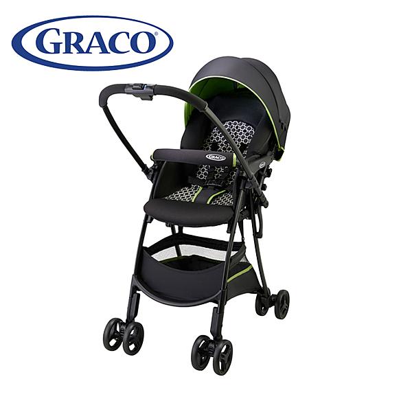 GRACO 超輕量型雙向嬰幼兒手推車 輕旅行 CITI GO-亮點綠