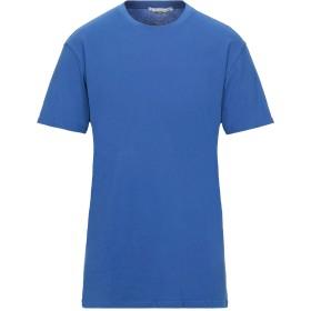 《セール開催中》DANIELE ALESSANDRINI メンズ T シャツ ブライトブルー XL コットン 100%