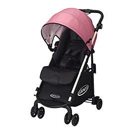 GRACO CitiCargo 單向購物型嬰幼兒手推車-粉紅彩
