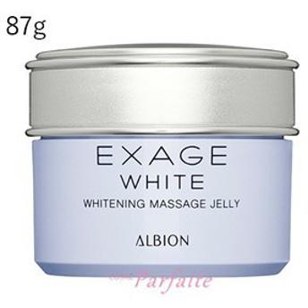 薬用クリーム アルビオン ALBION エクサージュホワイト ホワイトニング マッサージジェリー 87g 宅急便対応