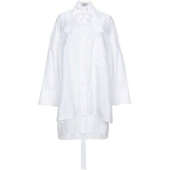 《セール開催中》VALENTINO レディース シャツ ホワイト 40 コットン 100%